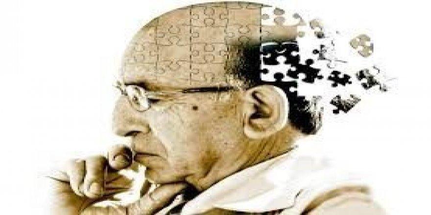 100 kişiden 8'i Alzheimer hastası
