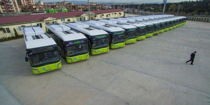 Büyükşehir, günde 146 bin yolcu taşıyor