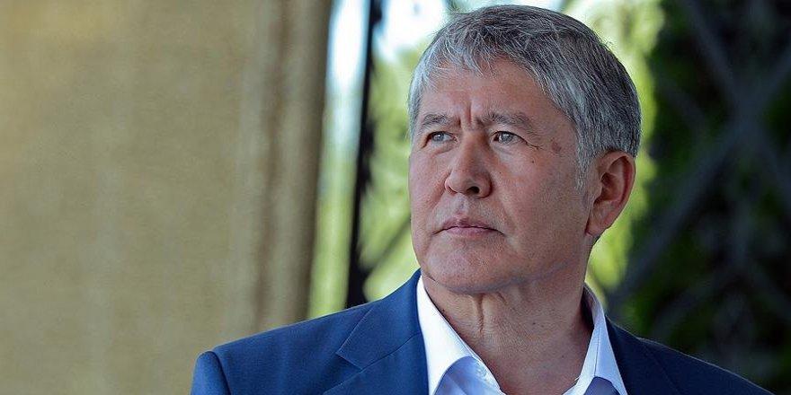 Atambayev doktor kontrolünde istirahat ediyor