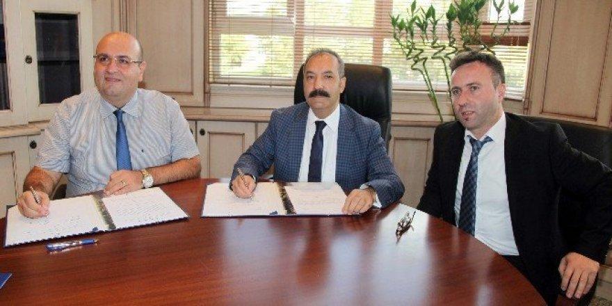 GAÜN Makedonya Fon Üniversitesi ile işbirliği yapacak