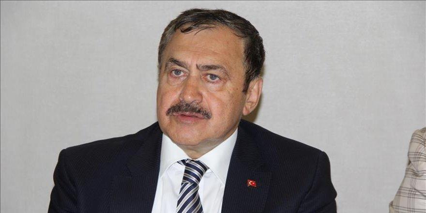 Bakan Eroğlu'ndan Konya'ya gölet müjdesi