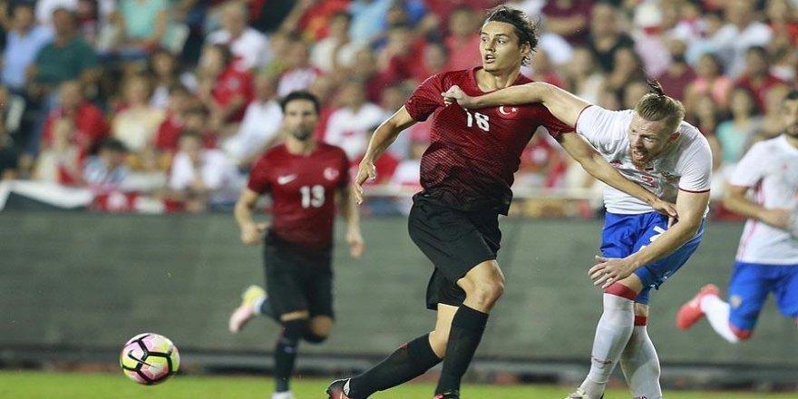 Türkiye'nin yeni gol umudu