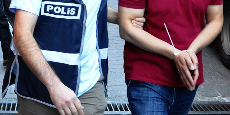 Trabzon Baro Başkanı Öngöz gözaltına alındı