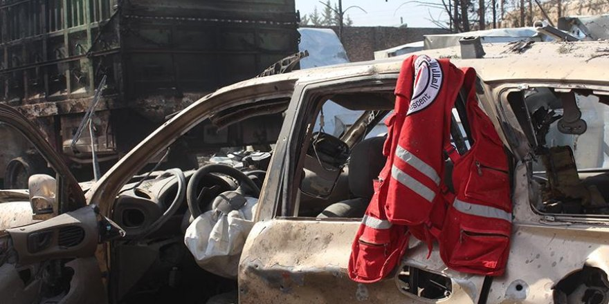 Rejime ait uçak sivilleri bombaladı;13 ölü