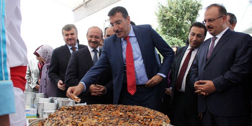 Ateşbaz-ı Veli Mutfak Kültür Günleri başladı