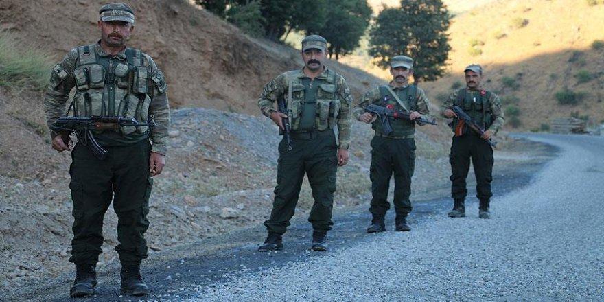 'Kanımızın son damlasına kadar devletimizin yanındayız'