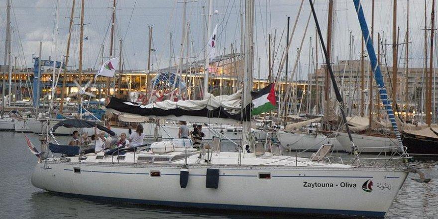 Gazze'ye giden özgürlük filosu için koruma talebi