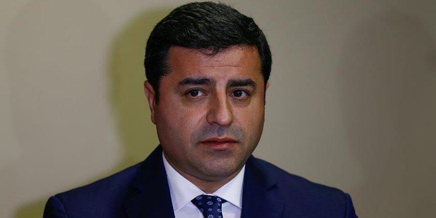 Trakya Üniversitesi Hastanesi'nden Demirtaş'ın sağlık durumu ile ilgili açıklama