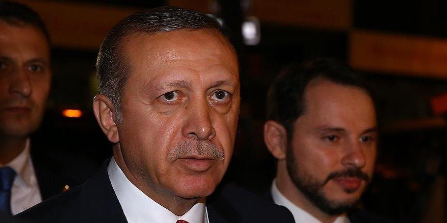 Erdoğan BM Genel Kurulu genel görüşmelerine katıldı
