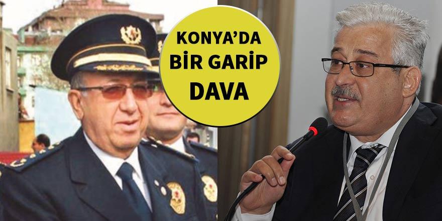 Konya'da bir garip dava