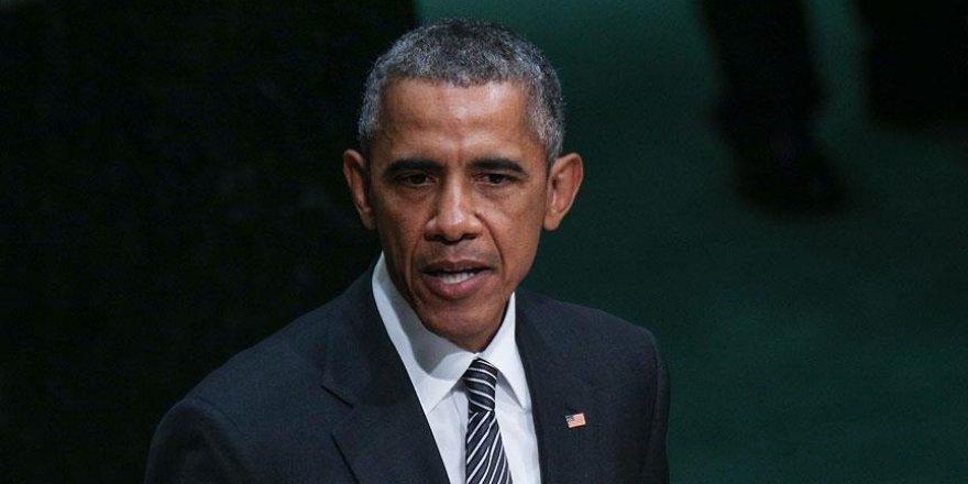 Obama giderayak İsrail'e 'işgalci' dedi