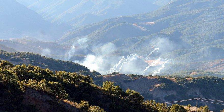 Tunceli'de çatışma çıktı