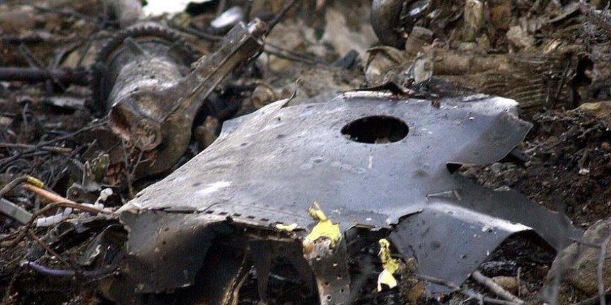 ABD'de U-2 tipi casus uçağı düştü