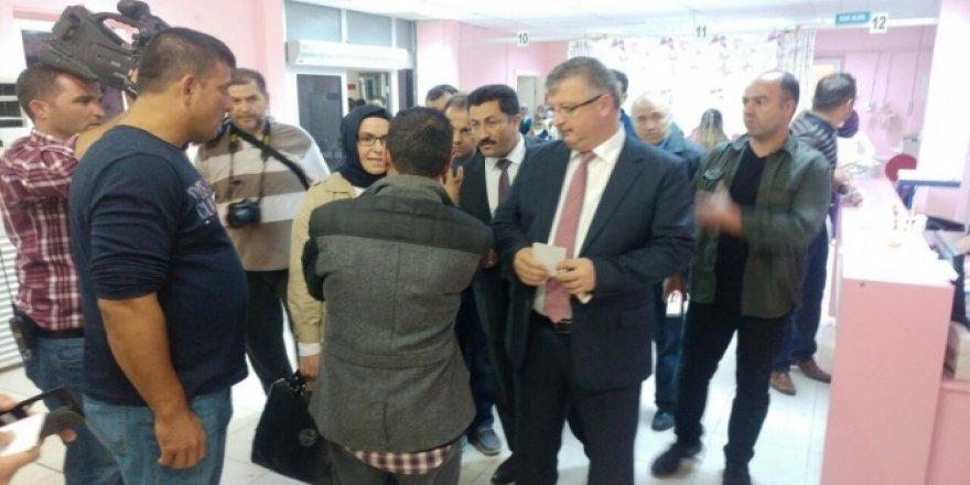 Konya'da 150 öğrenci yemekten zehirlendi