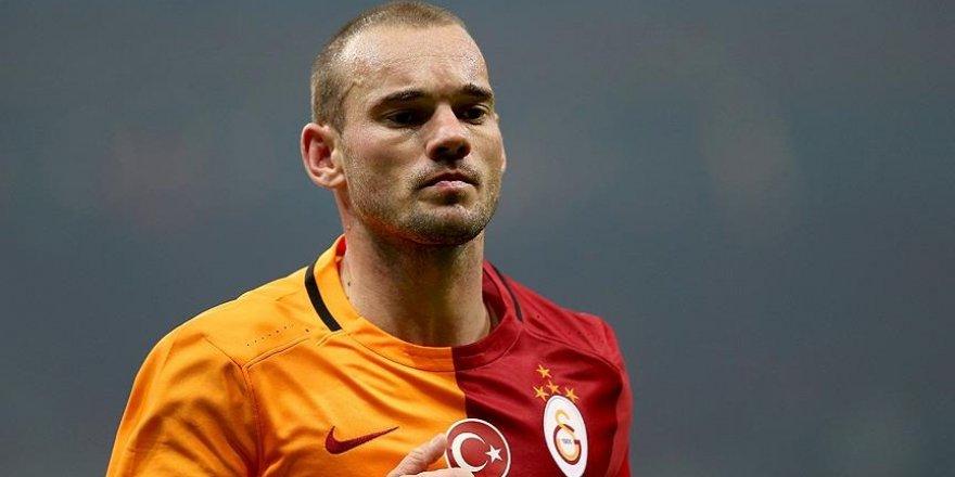 Sneijder Hollanda Milli Takımı'nın aday kadrosunda