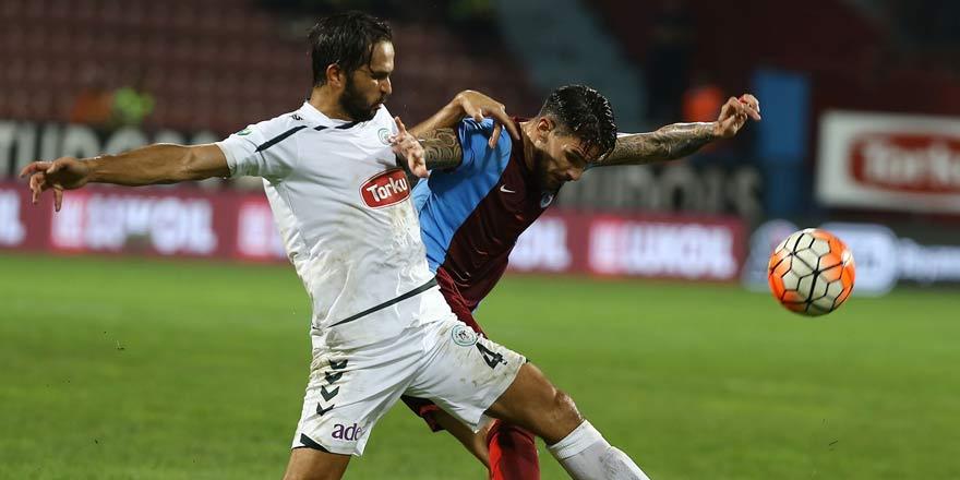 Atiker Konyaspor'un Karadeniz'de hedefi galibiyet