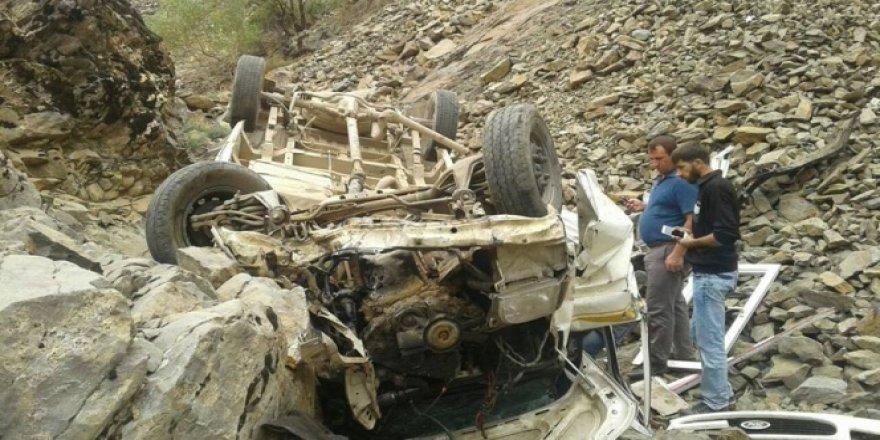Bingöl'de trafik kazası: 4 ölü, 12 yaralı