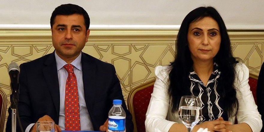 Demirtaş ve Yüksekdağ ile HDP'li 6 milletvekili ifadeye çağrıldı