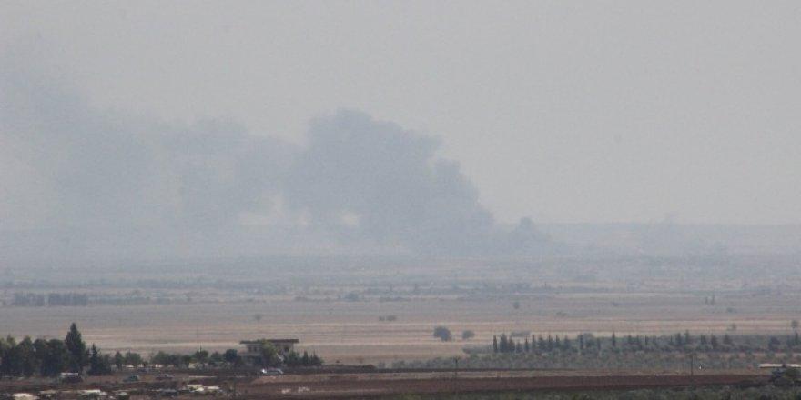 Sınırda çatışmalar şiddetlendi