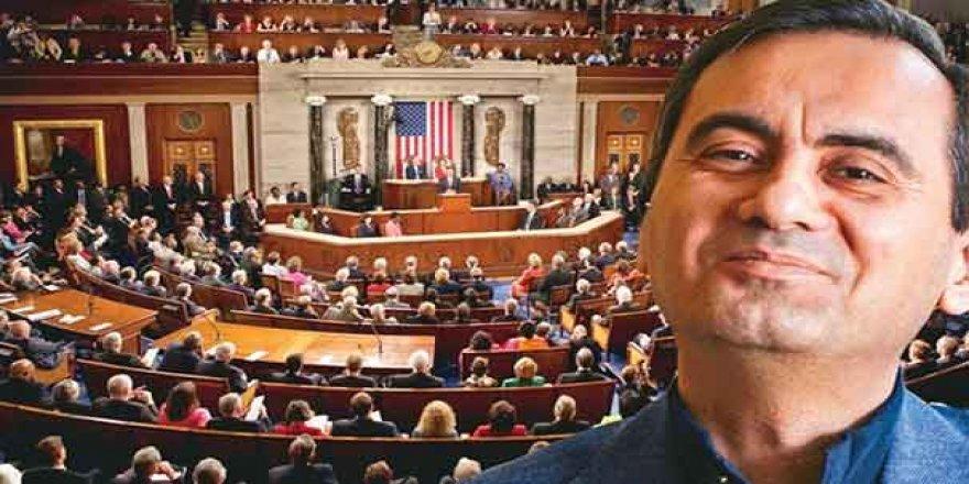 ABD meclisinde konuşan FETÖ'cü  bakın kim çıktı
