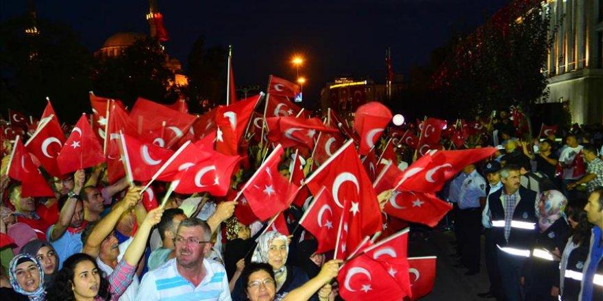'15 Temmuz Darbe Girişimi ve Edebiyat' söyleşisi