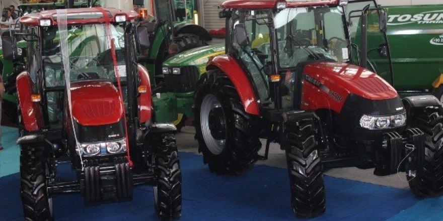 Tarım ve Teknoloji fuarının 3.'sü açıldı