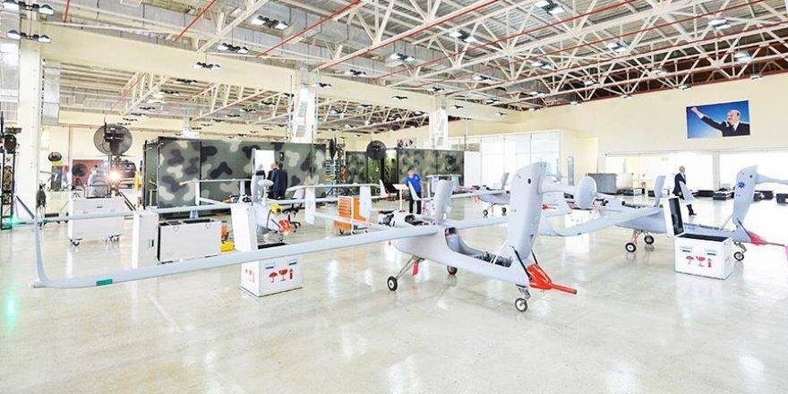 Azerbaycan yeni nesil insansız hava aracı geliştirdi