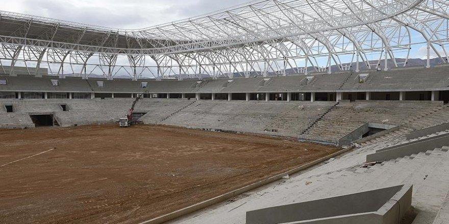 Malatya Arena'da sona doğru
