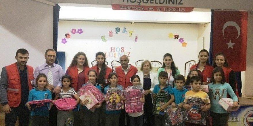 Kızılay'dan eğitime destek