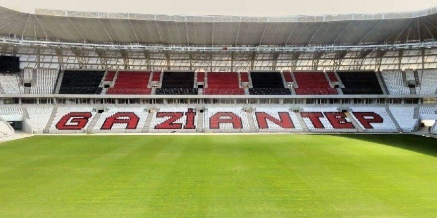 Gaziantep Arena açılıyor