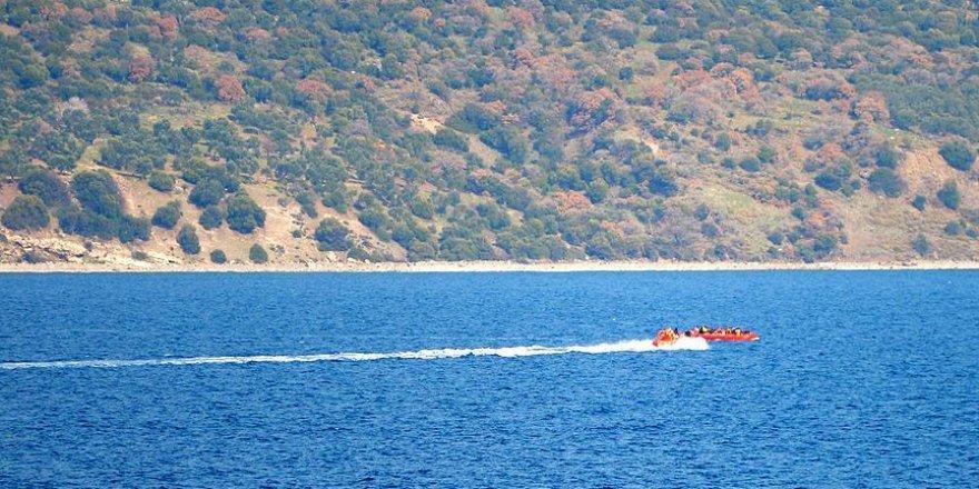 Rodos'a 10 FETÖ mensubu daha kaçtı