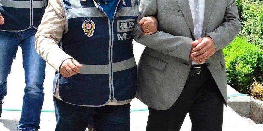 Tutuklanan oda başkanının yerine seçim yapıldı