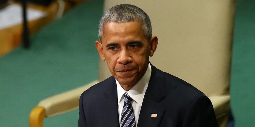 Obama, muhtemel İran tasarısını veto edecek