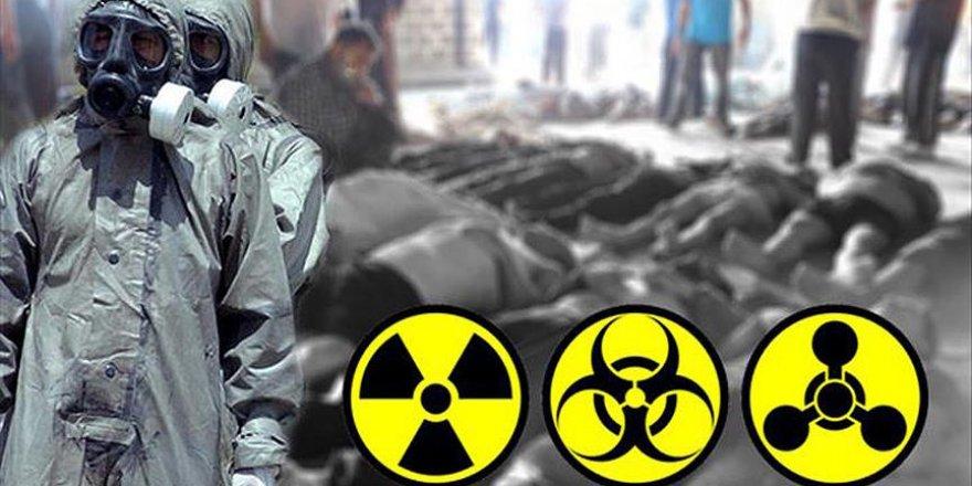 """DAEŞ """"hardal gazıyla"""" saldırdı"""