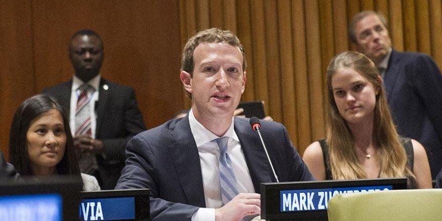 Facebook'un kurucusundan 3 milyar dolarlık bağış