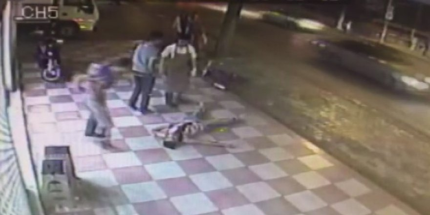 Konya'da Suriyeli genç, sokak ortasında bıçaklandı