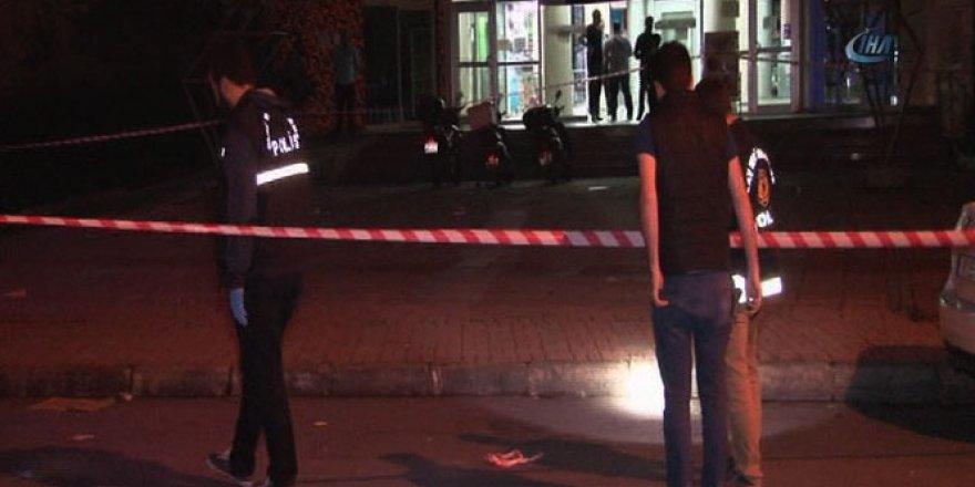 İstanbul'da silahlı kavga: 2 yaralı