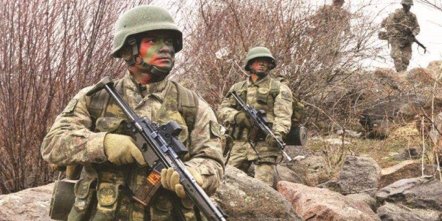 41 bin asker alarmda