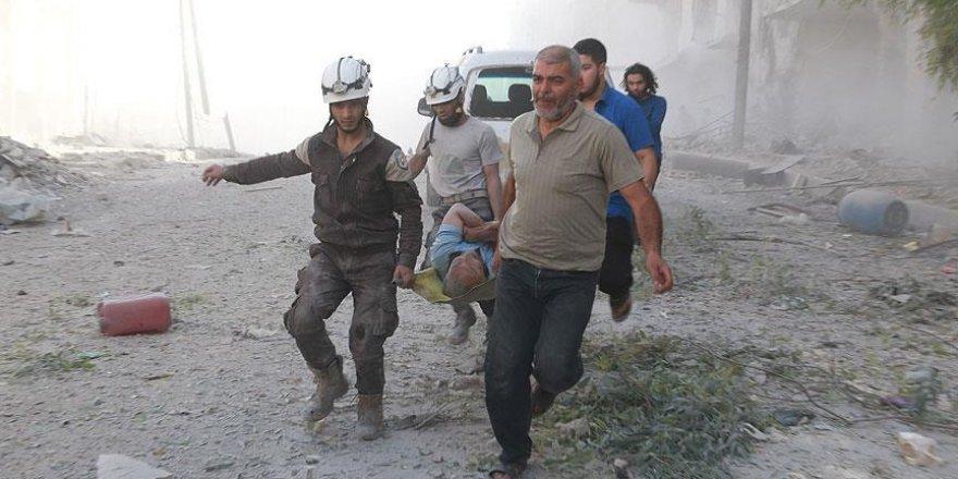 Esed rejimi Halep'te sivilleri vurdu: 11 ölü, 30 yaralı