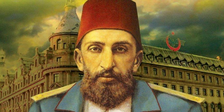 Atatürk'ün portresinin bulunduğu yere II. Abdülhamit portresi mi asıldı?
