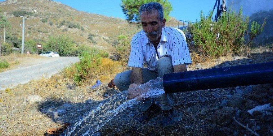İslamhaneleri'nin 3 Aylık su sorunu bitti