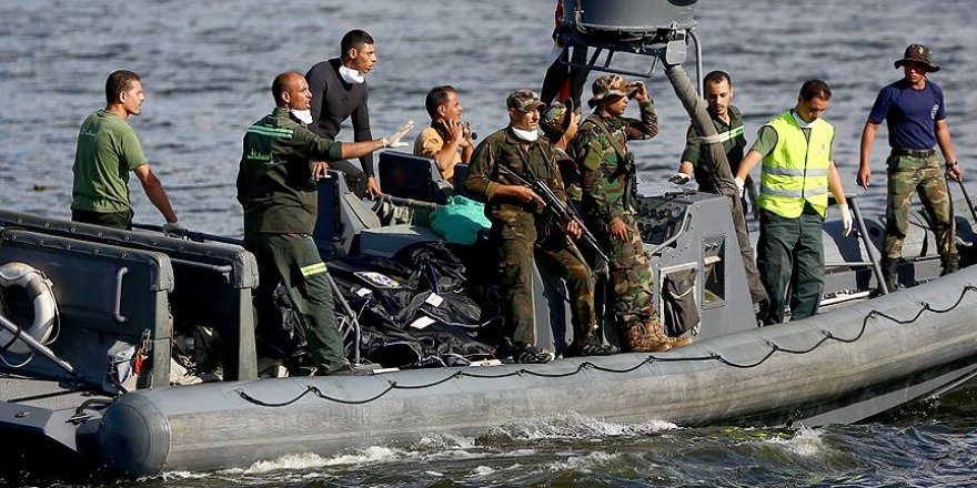 Mısır'daki tekne kazasında ölü sayısı 51'e yükseldi