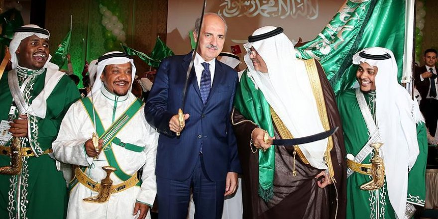 'Suudi Arabistan Türkiye dostluğu kıyamete kadar sürsün'