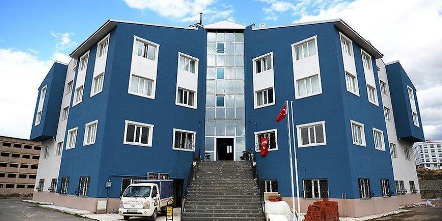FETÖ'nün yurdu özel harekat polislerine tahsis edildi