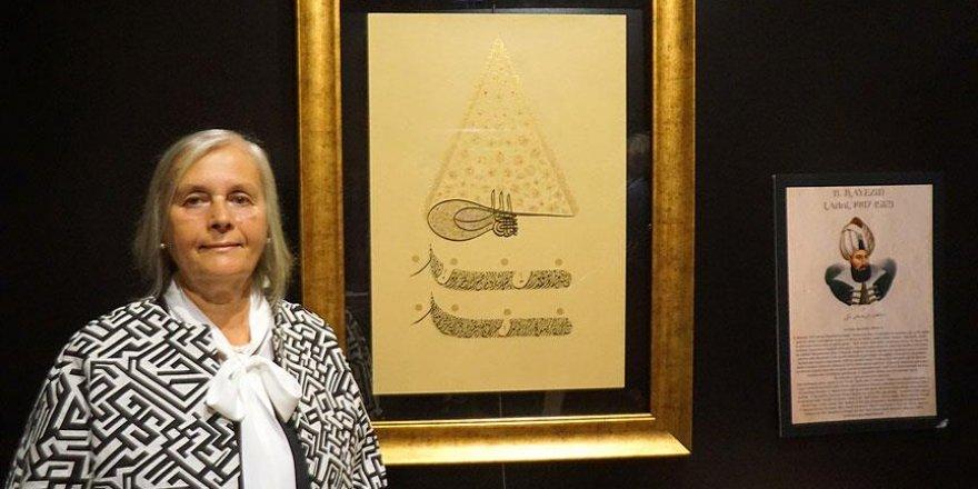 'Sultanların Sanata Yansıyan İzleri' sergisi açıldı