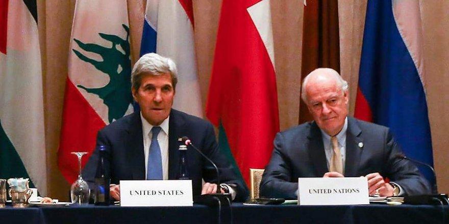 'Rusya ve Suriye rejimi kendi paylarına düşeni yapmalı'