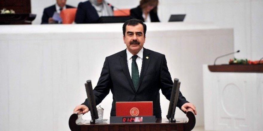 AK Parti'li Erdem, Yörük Ali Efe'yi unutmadı