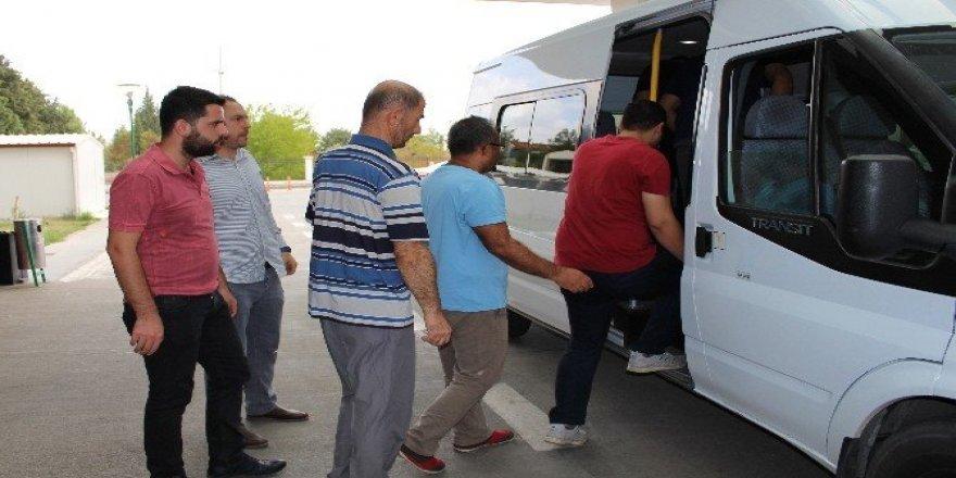 FETÖ'ye SODES projesine kaynak sağlayan 16 kişi tutuklandı