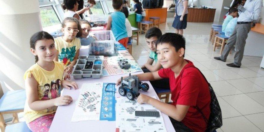 Küçükçekmece'de Çocuk Üniversitesi açılıyor