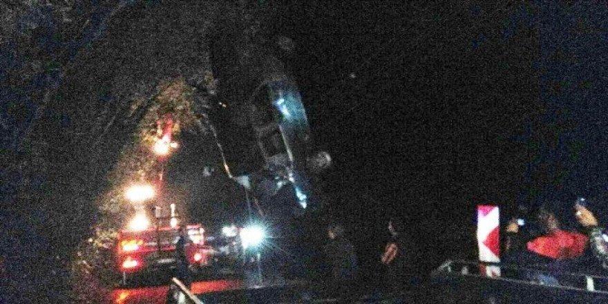 Çarşamba'da trafik kazası: 5 yaralı